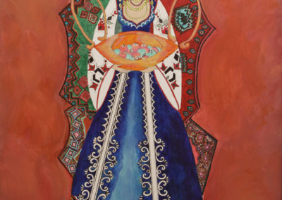 Lazarka madre d'Autunno 1. rif. A17
