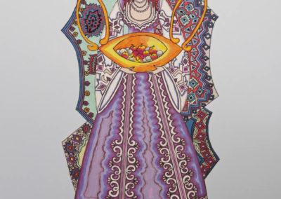 Lazarka Lilla Pittorica 1. rif. A18