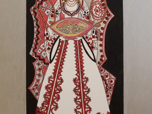 Lazarka dei Rubini 1. rif. A27