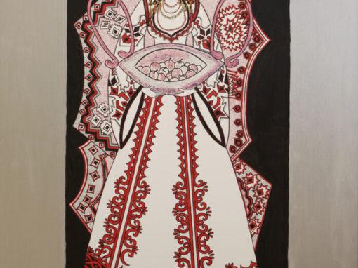 Lazarka dei Rubini 3. rif. A34