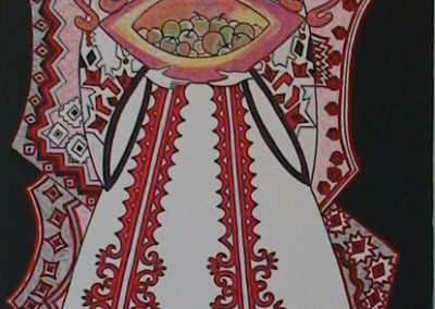 Lazarka Grafica dei Rubini. rif. A41