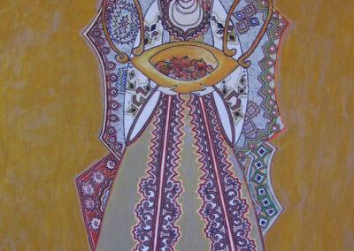 Lazarka Rustica. rif. A42