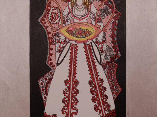 Lazarka dei Rubini. rif. A5