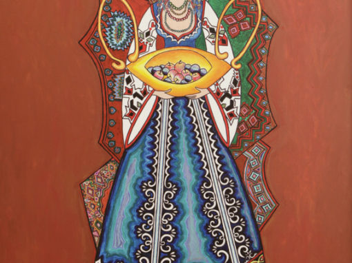 Lazarka Madre d'Autunno 2. rif. A8