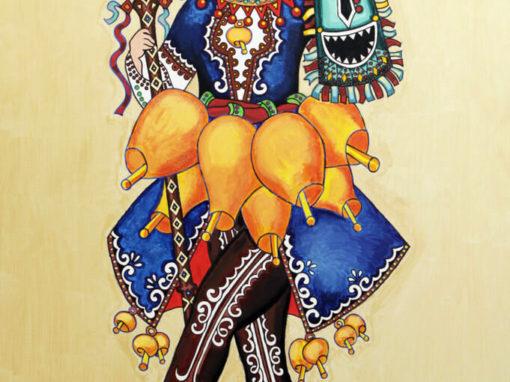 Kuker Blu della Tradizione – rif. B4