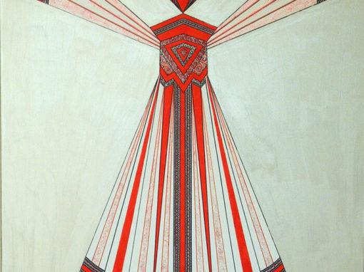Danseuse Russa in Rosso rif. F8