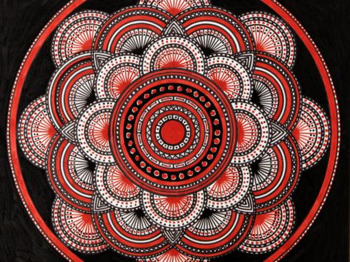 Fantasia Geometrica 1  rif. G12