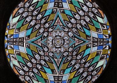 Fantasia Geometrica 5  rif. G18