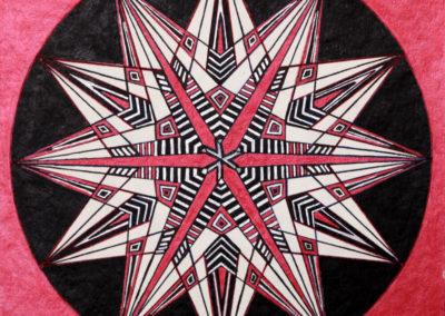 Stella di Natale 1 rif. G2
