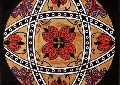 Coccinelle e Farfalle rif. G22