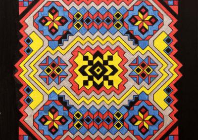 Decorazione per Ceramica 1  rif. G23