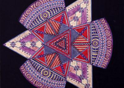 Triangolo Magico  rif. G25