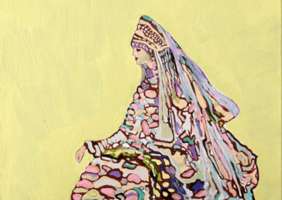Bellezza Slava Omaggio a Kandinsky rif. i30