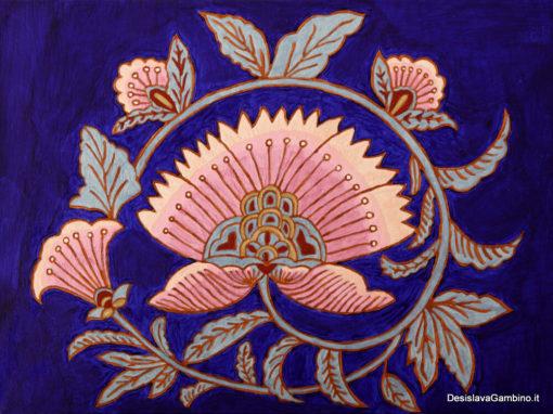 Fiore – Omaggio ai Maestri Giapponesi rif. i33