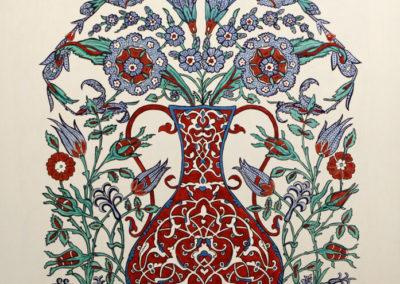 Vaso con i Fiori – Omaggio ai Maestri Arabi rif. i40